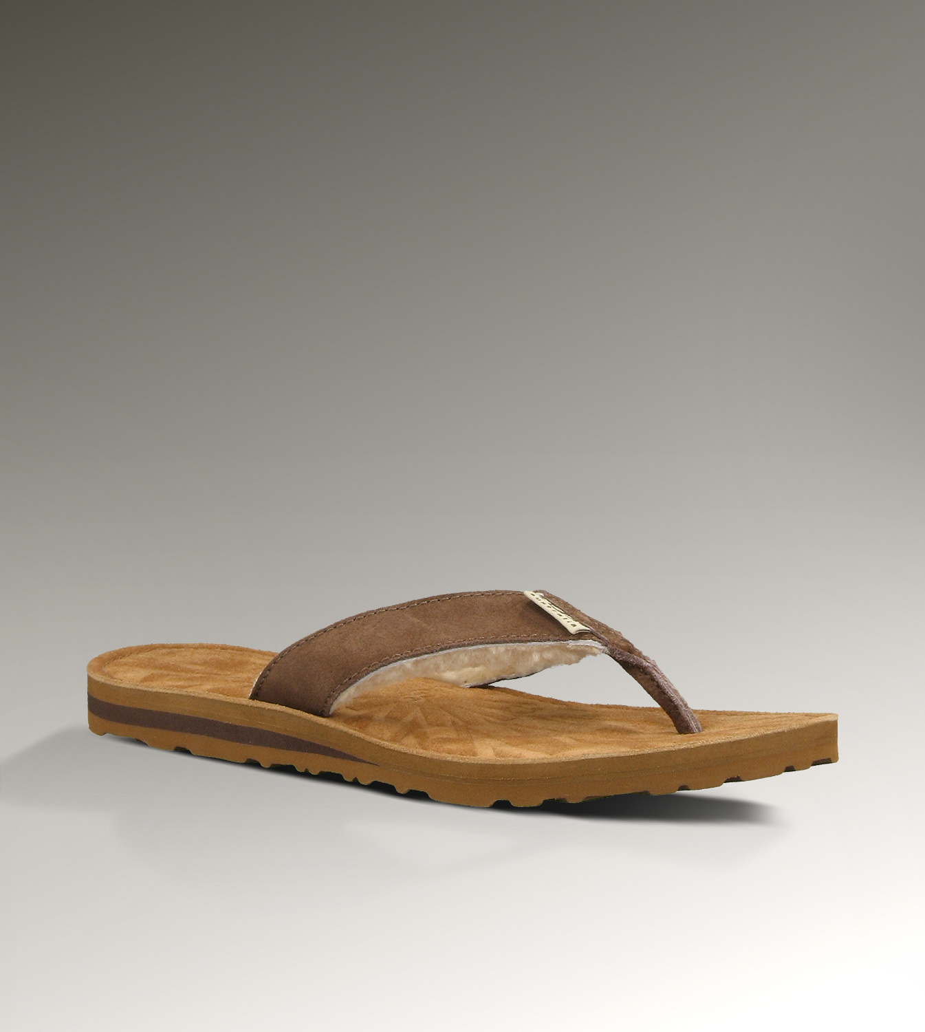 UGG Tasmina 1647 Chocolate Sandals