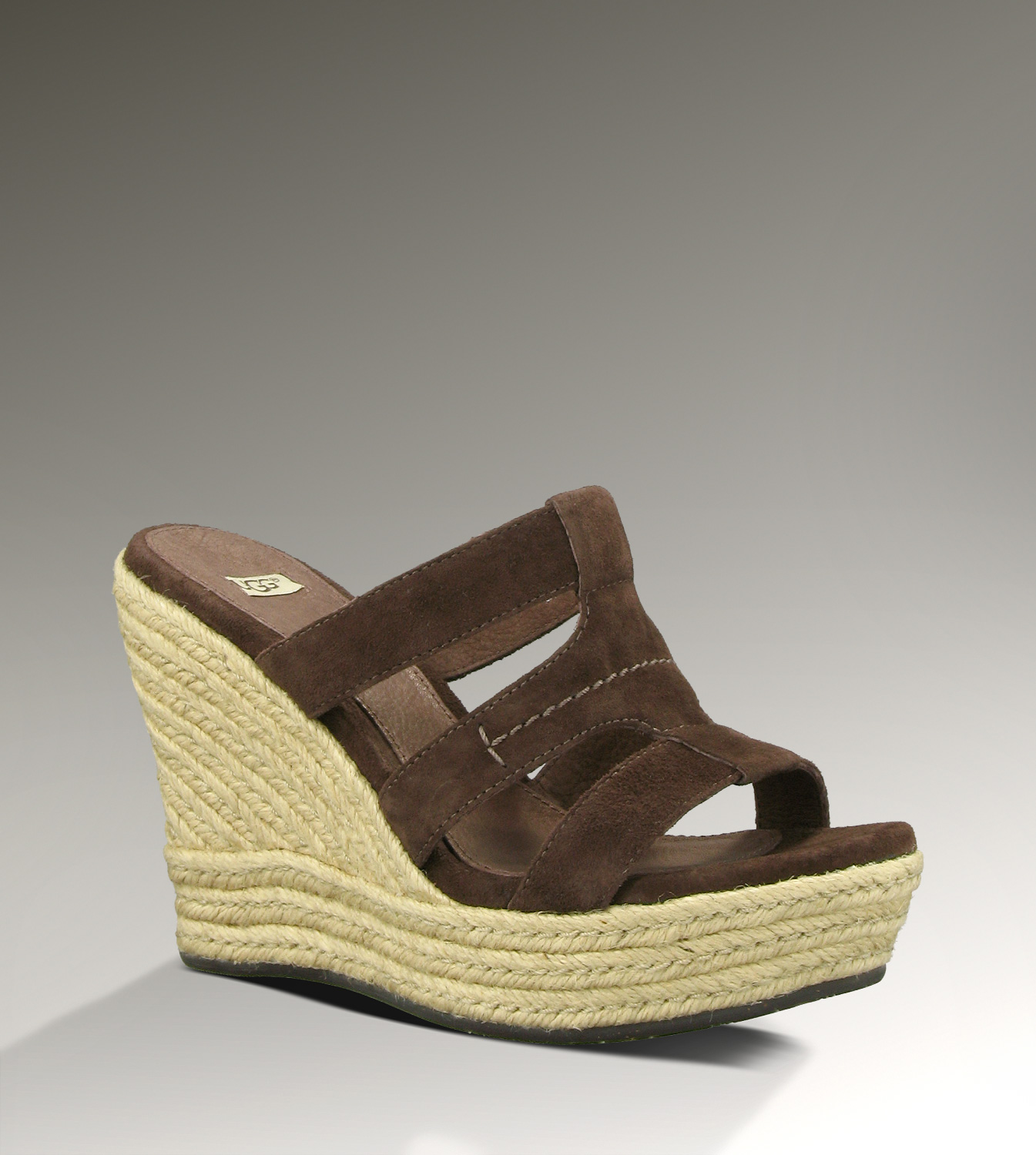 UGG Tawnie 1000404 Chocolate Sandals
