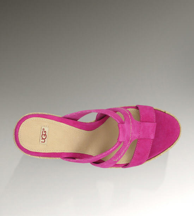 UGG Tawnie 1000404 Raspberry Sorbet Sandals