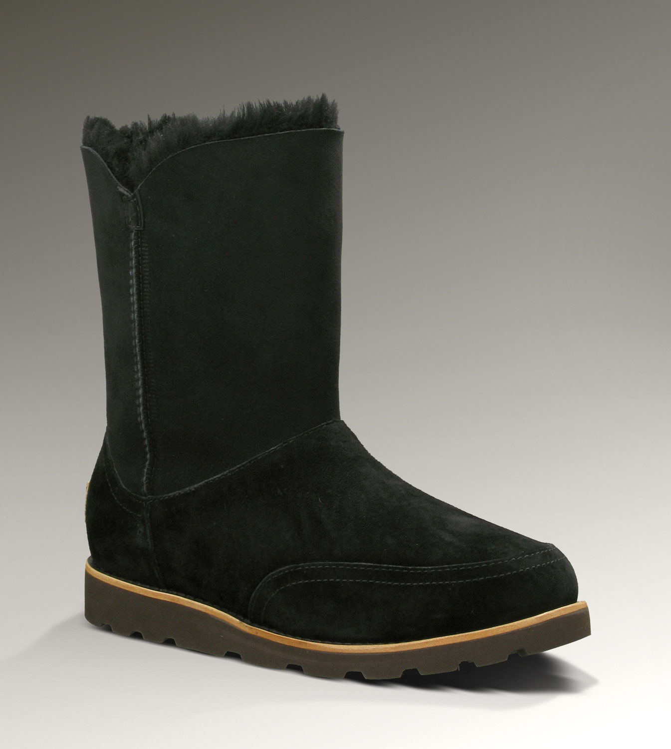 UGG Shanleigh 3216 Black Boots