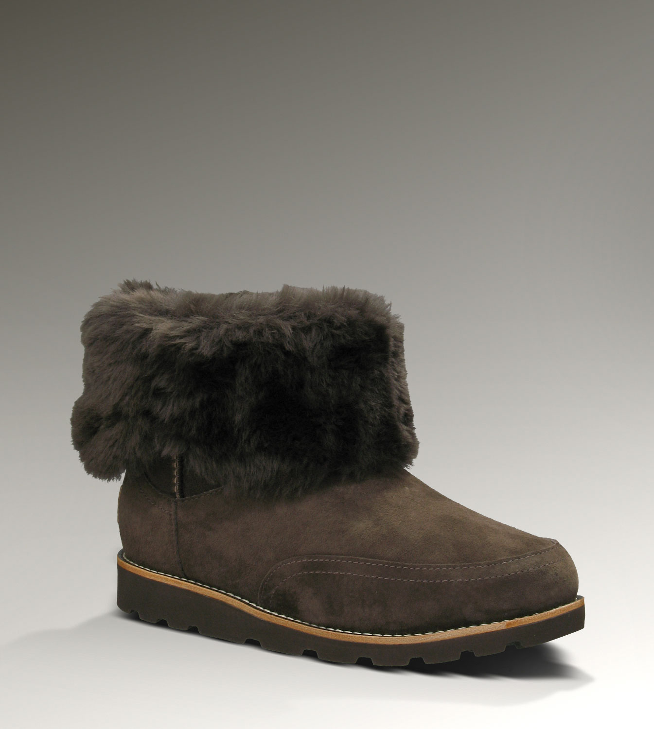 UGG Shanleigh 3216 Chocolate Boots