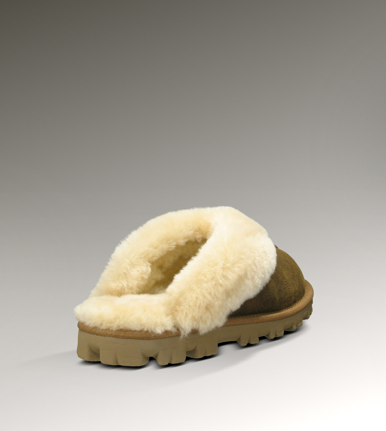 UGG Coquette Bomber 1897 Jacket Chestnut Slippers