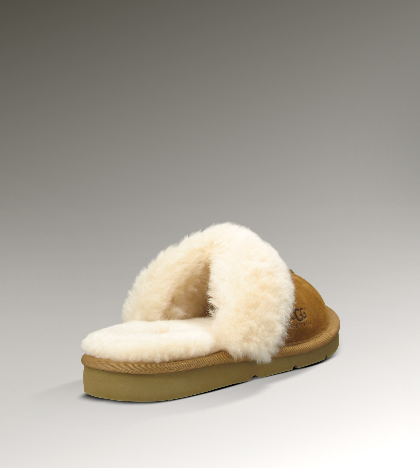 UGG Cozy II 5614 Chestnut Slippers