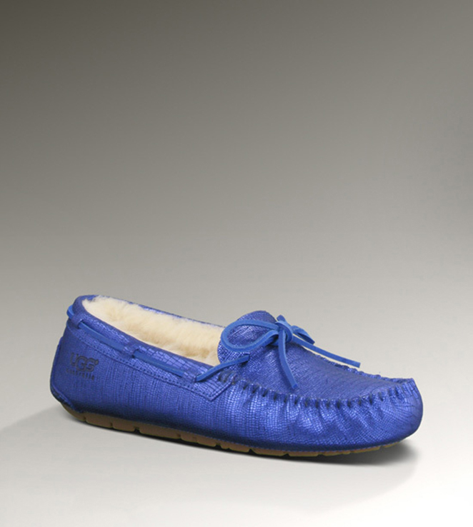 UGG Dakota 1002807 Blue Slippers