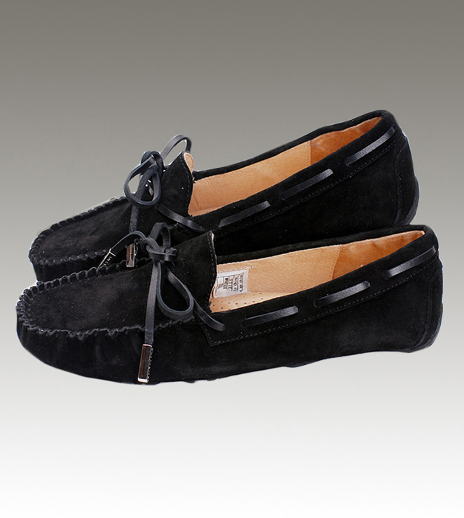 UGG Dakota 1650 Black Slippers