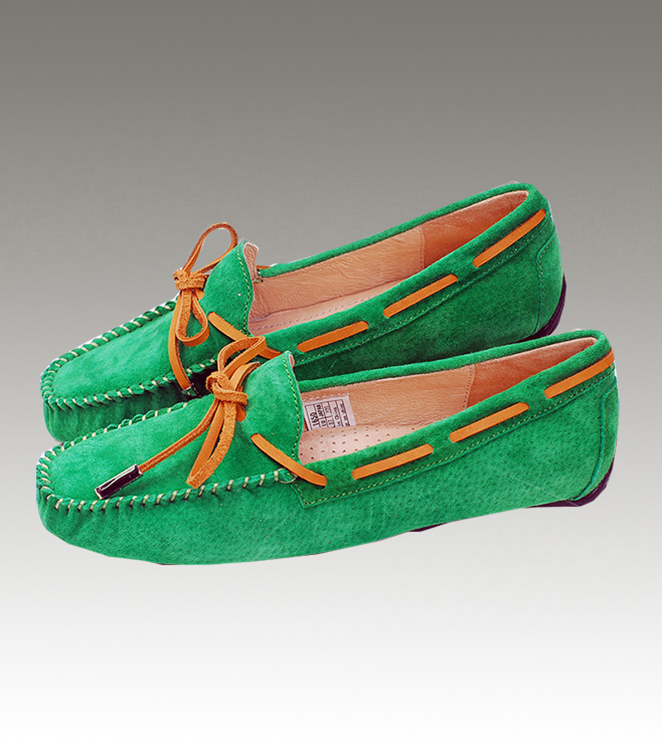 UGG Dakota 1650 Green Slippers