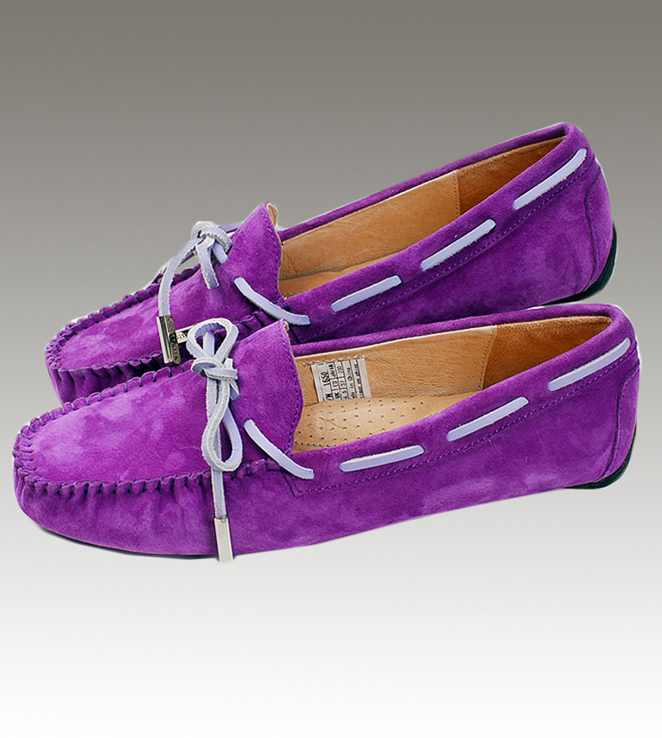 UGG Dakota 1650 Purple Slippers