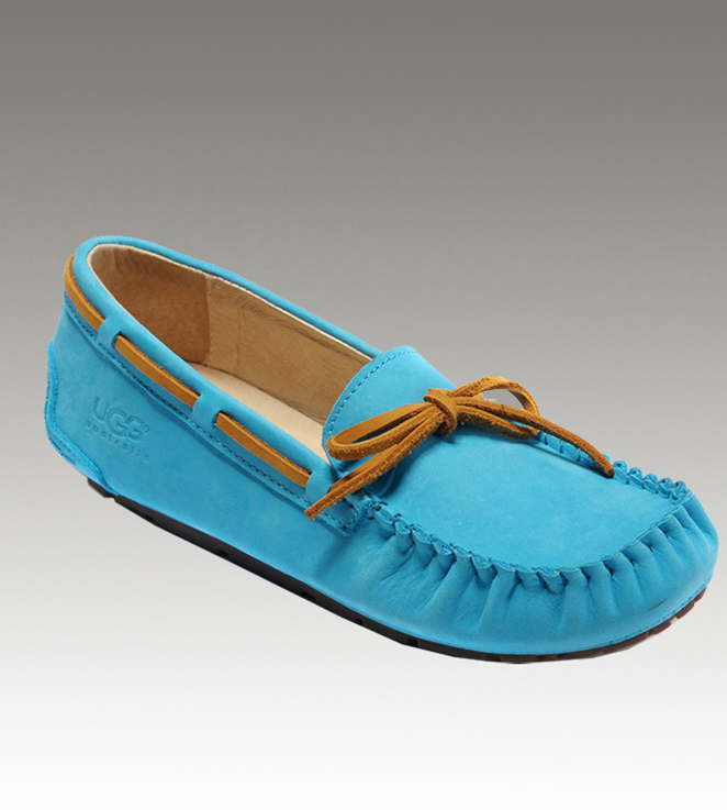 UGG Dakota 5130 Blue Slippers
