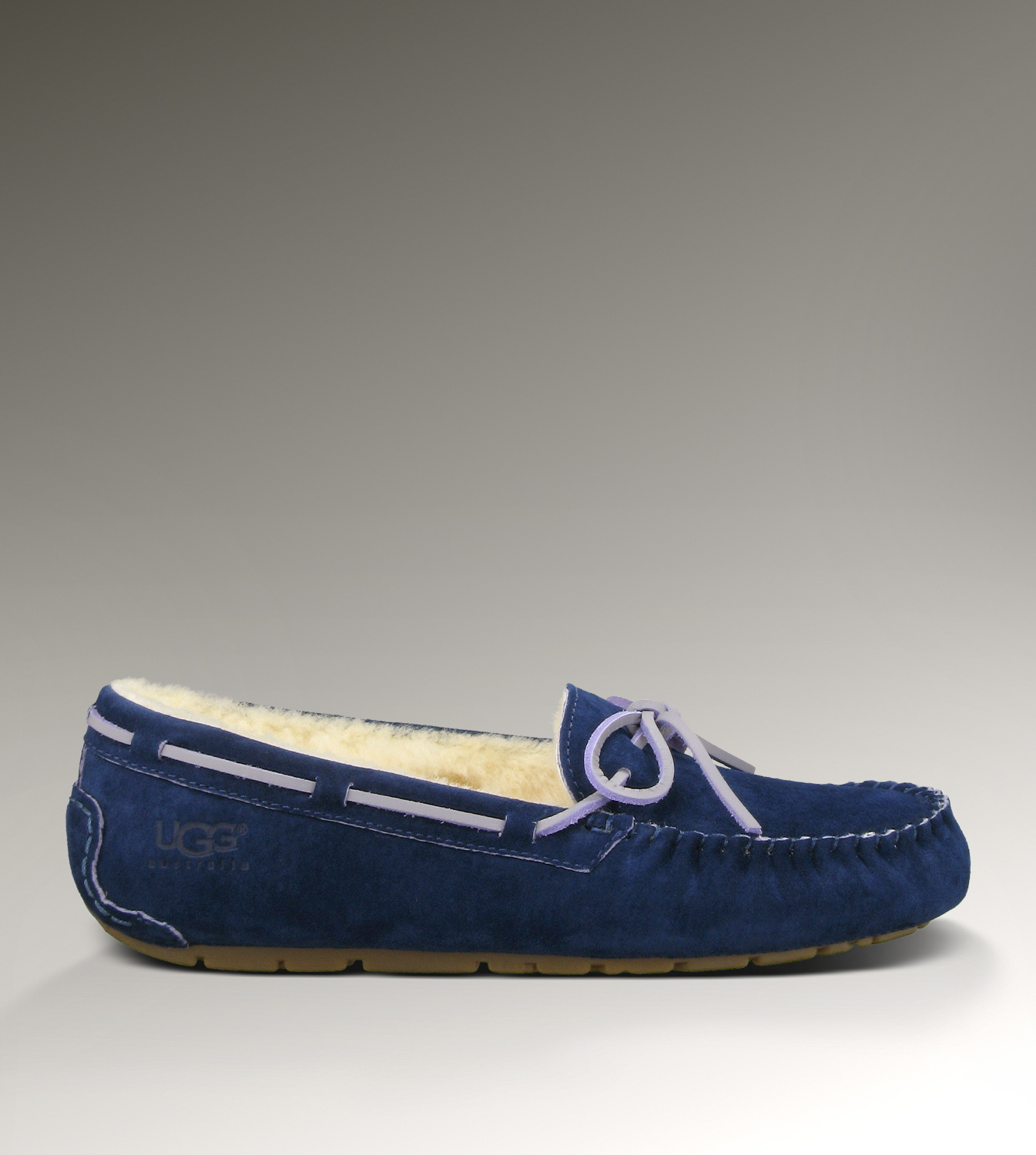 UGG Dakota 5612 Navy Slippers