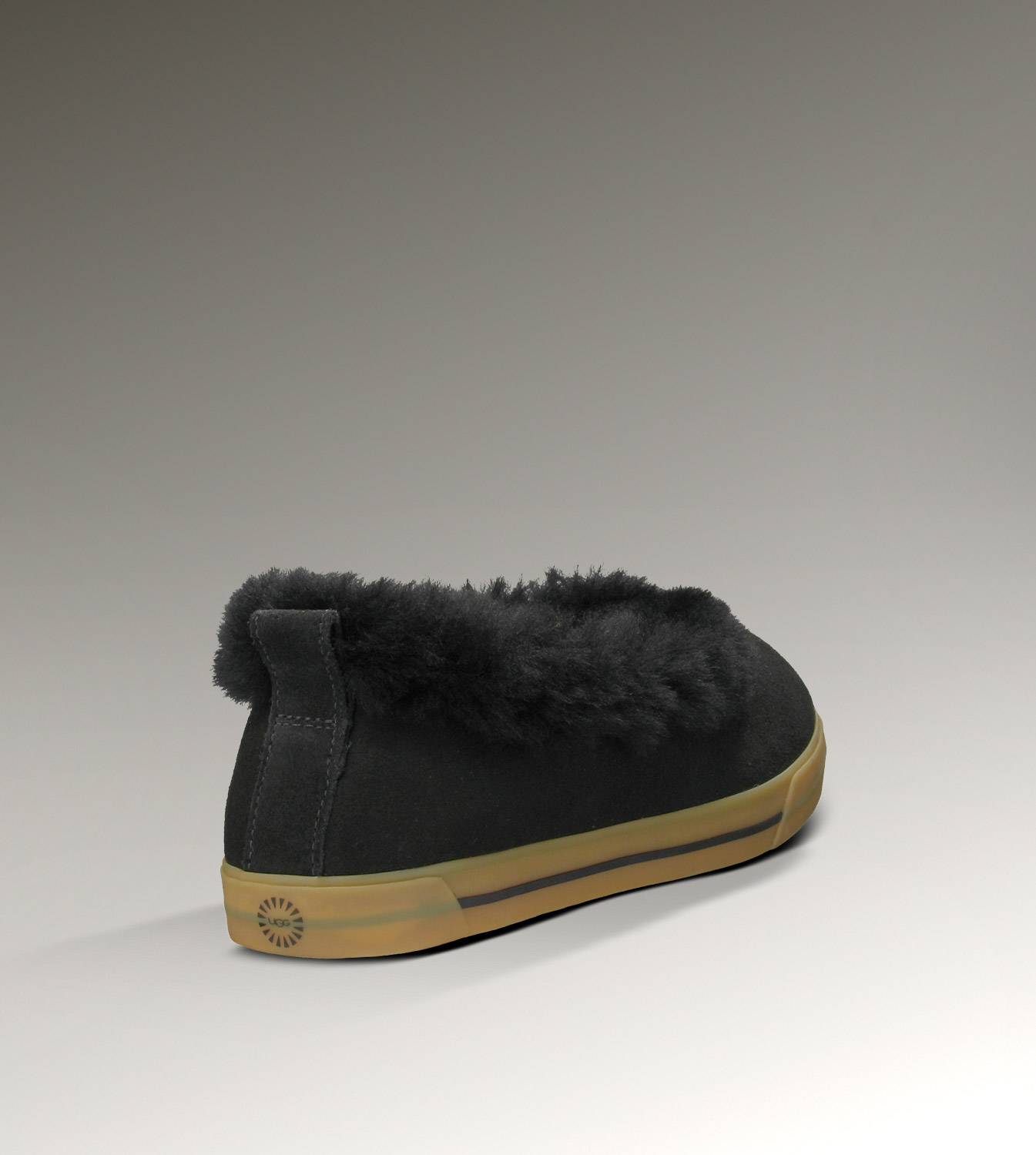 UGG Rylan 1871 Black Slippers