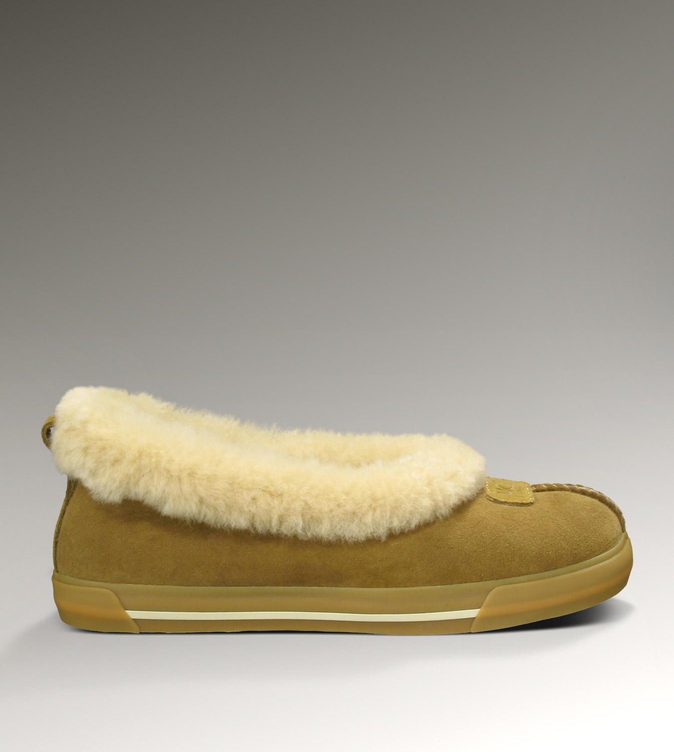 UGG Rylan 1871 Chestnut Slippers