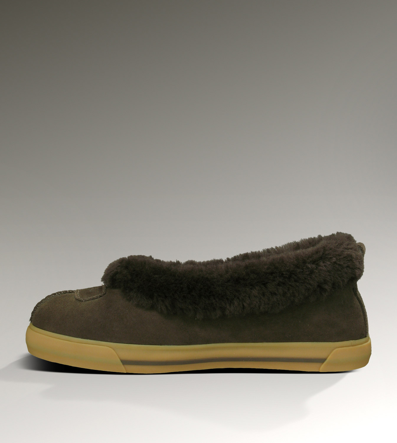 UGG Rylan 1871 Chocolate Slippers