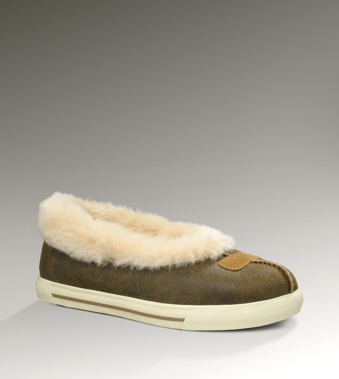 UGG Rylan Bomber 3048 Jacket Chestnut Slippers