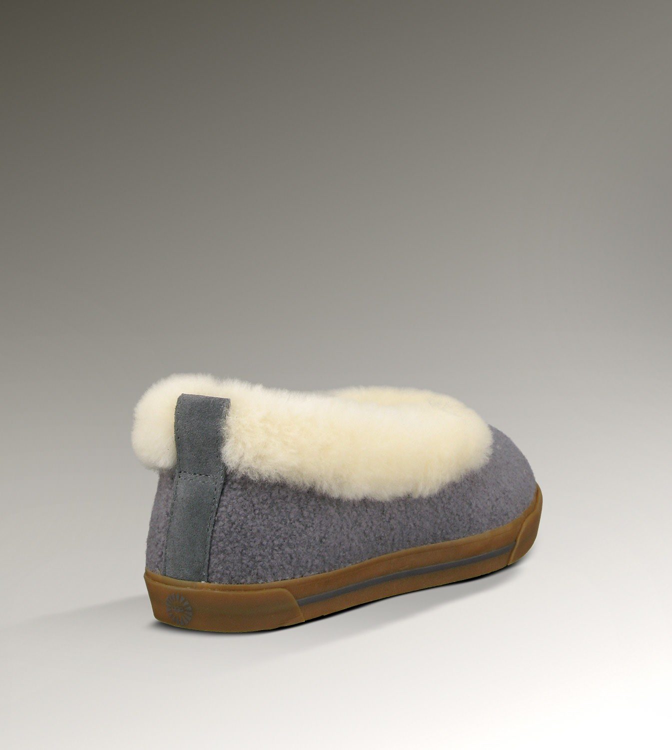 UGG Rylan Wool 1001633 Grey Slippers