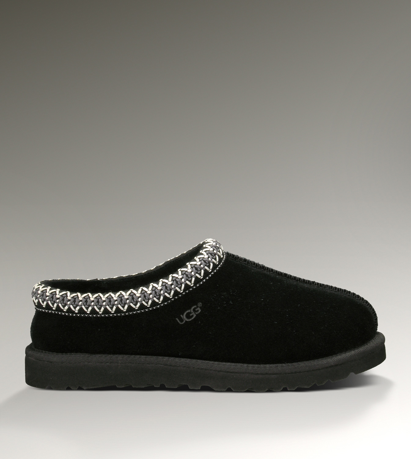 UGG Tasman 5955 Black Slippers