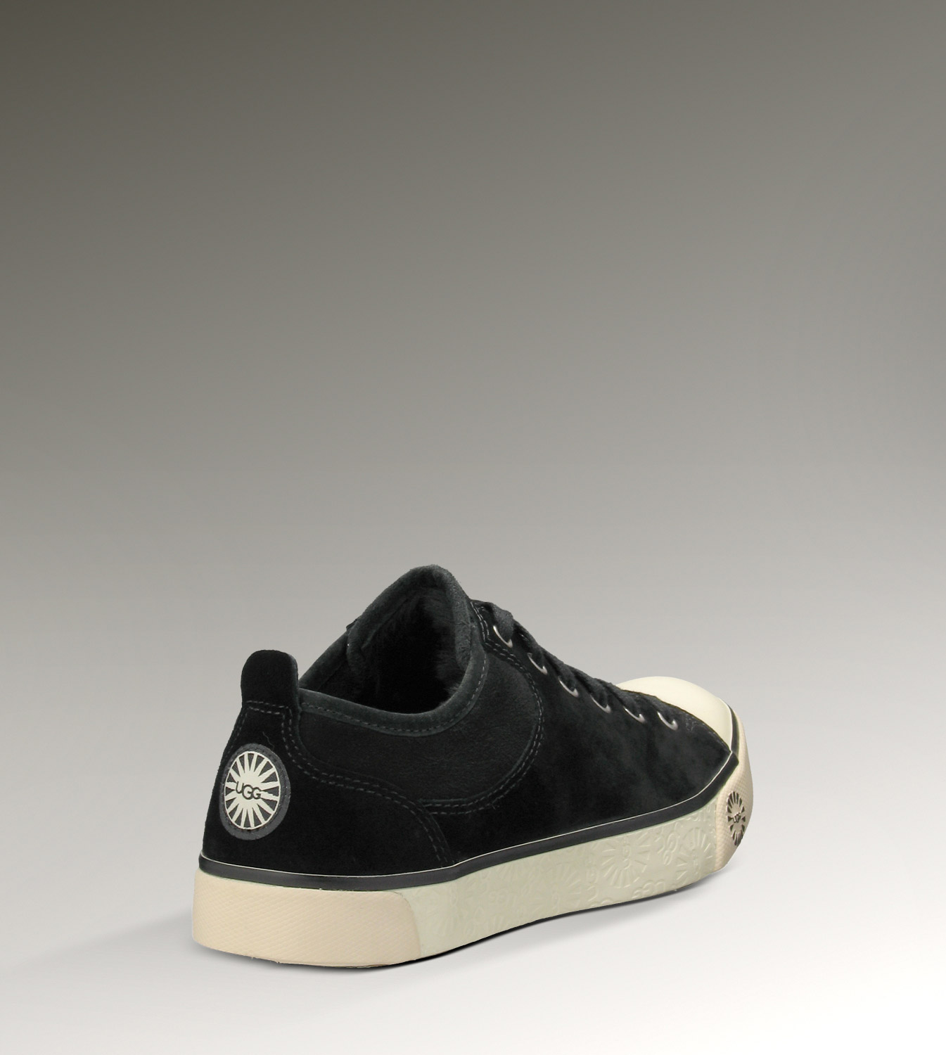 UGG Evera 1888 Black Sneakers