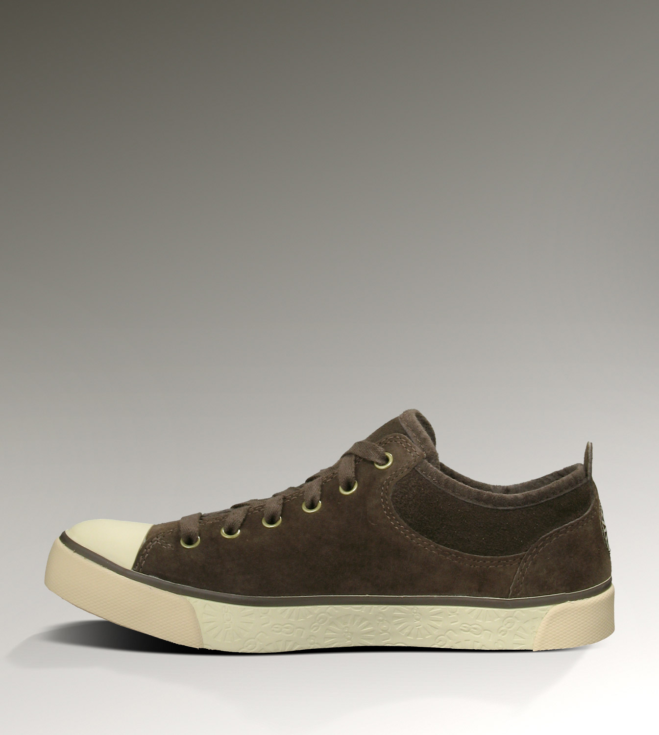 UGG Evera 1888 Chocolate Sneakers