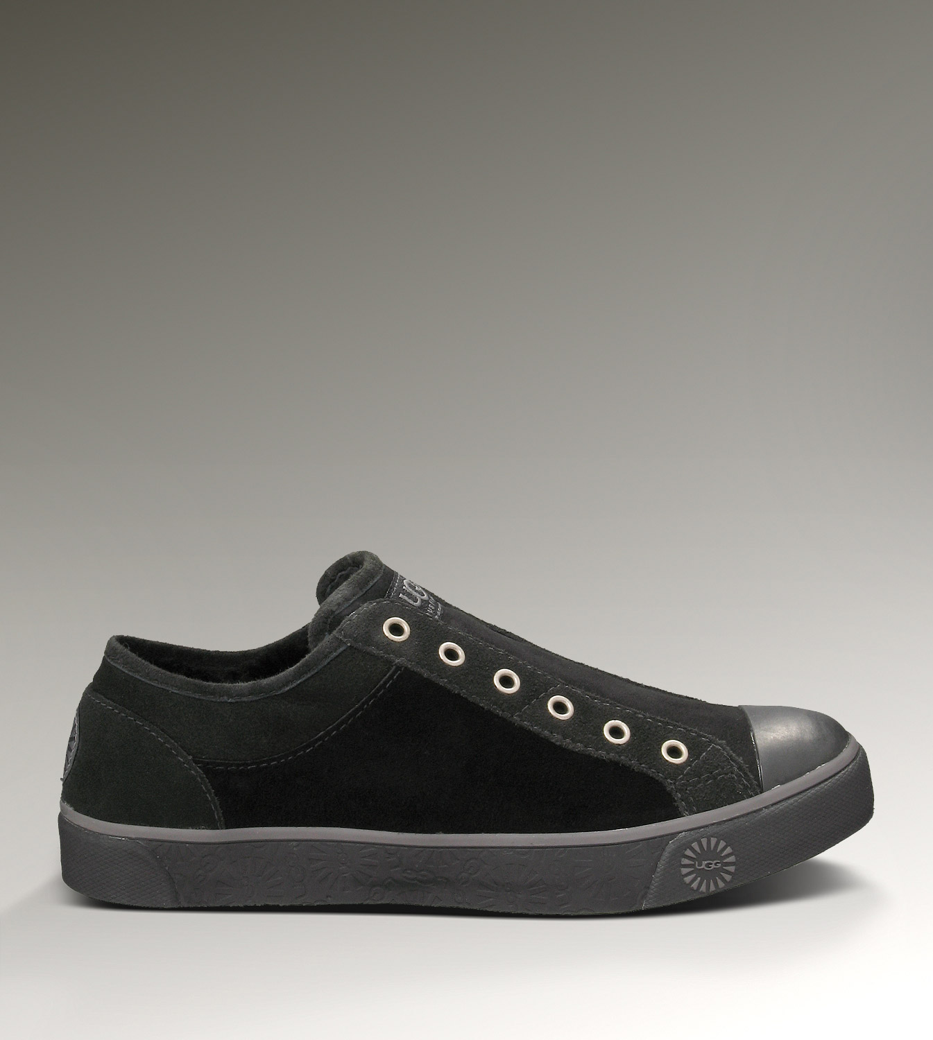 UGG Laela 3315 Black Sneakers