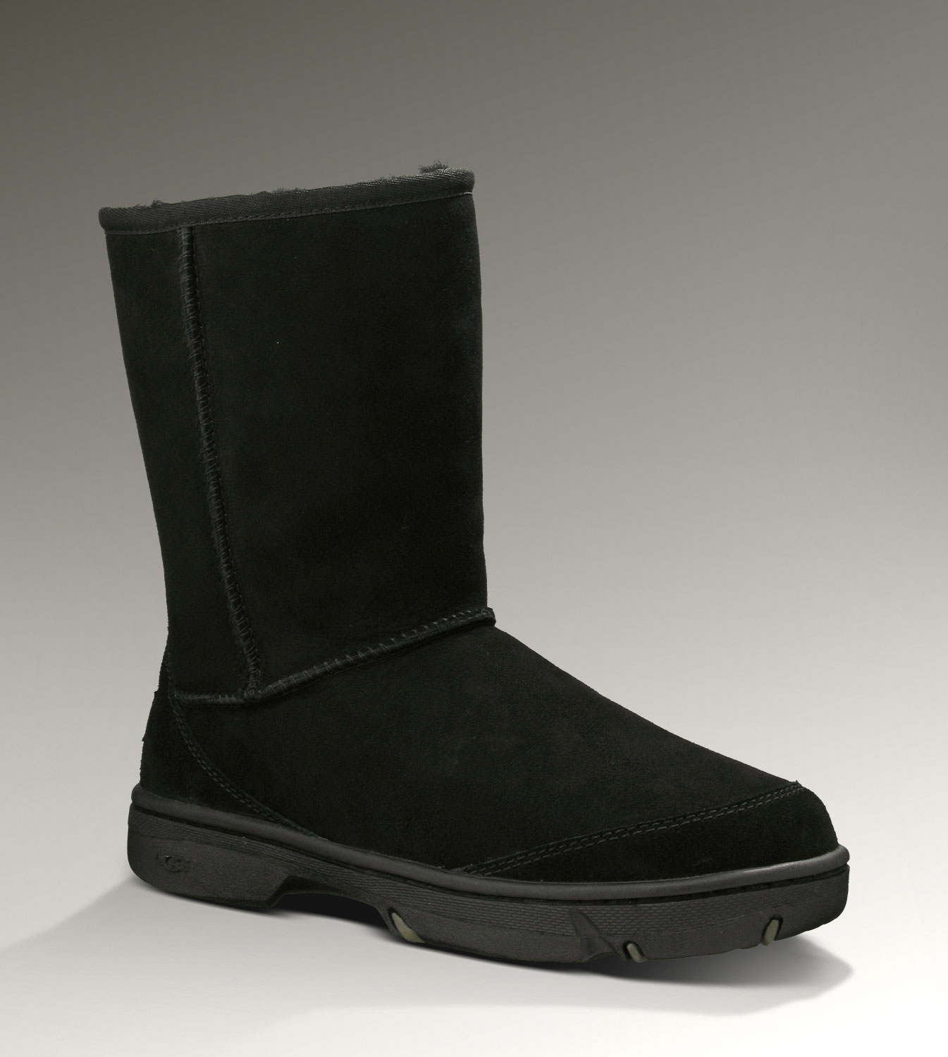 UGG Ultimate Short 5275 Black Boots
