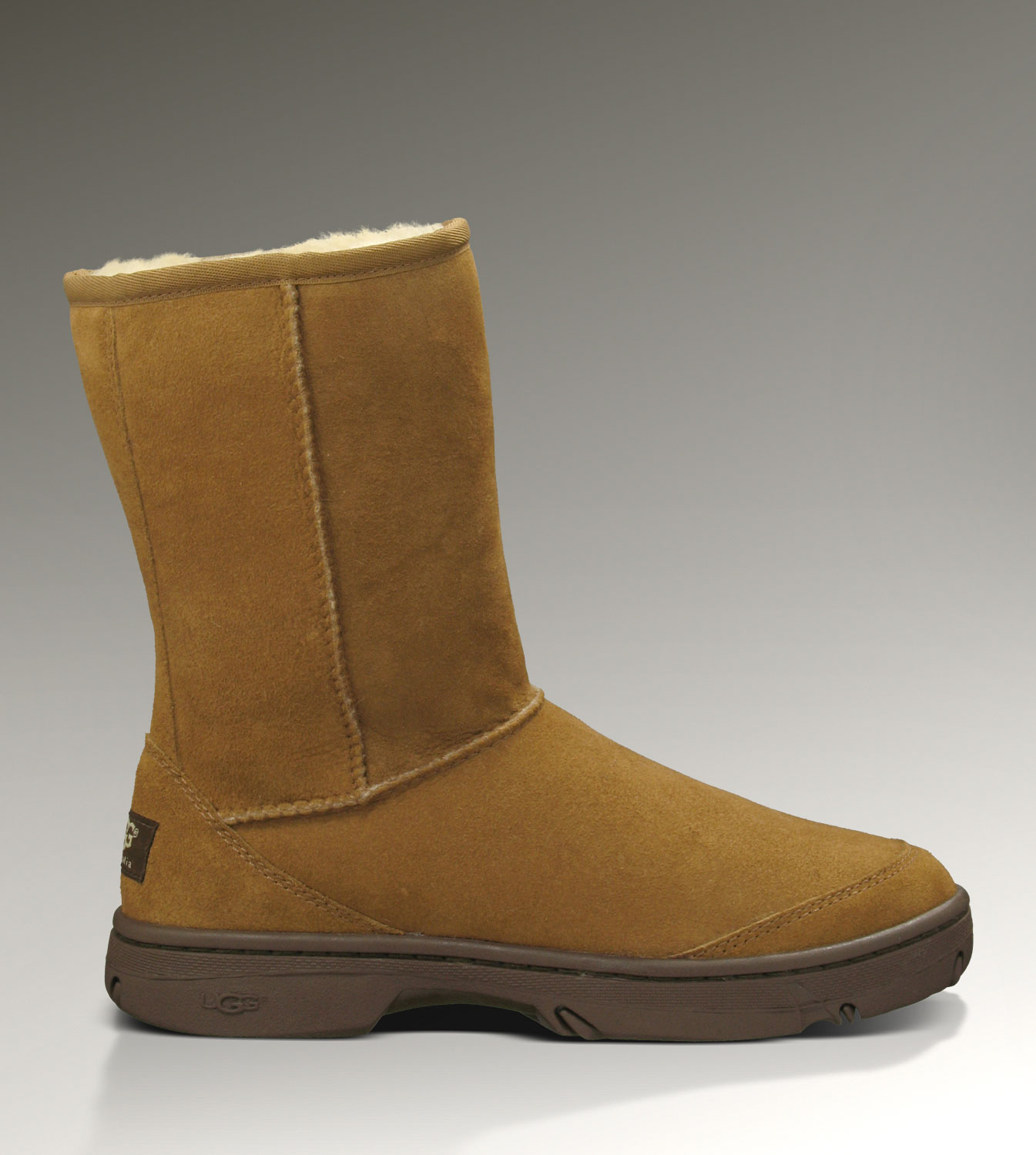 UGG Ultimate Short 5275 Chestnut Boots